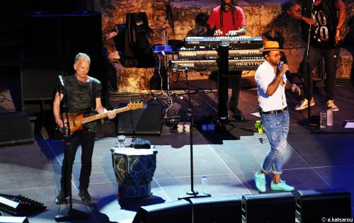 Sting & Shaggy (13)