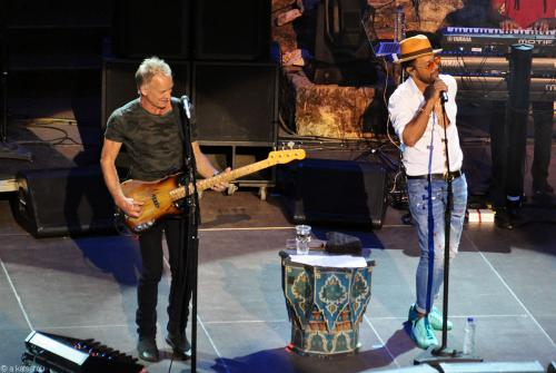Sting & Shaggy (21)