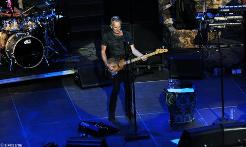Sting & Shaggy (5)